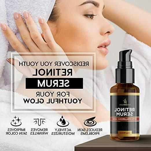 ❤❤❤ Face Hyaluronic Acid Vitamin A Vera Aging
